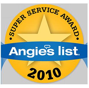 angies award 2010
