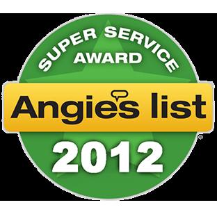 angies award 2012